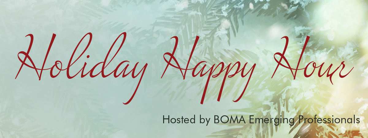 BOMA Holiday Happy Hour