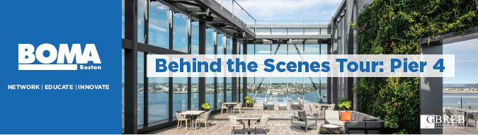 BOMA Behind The Scenes Tour: Pier 4