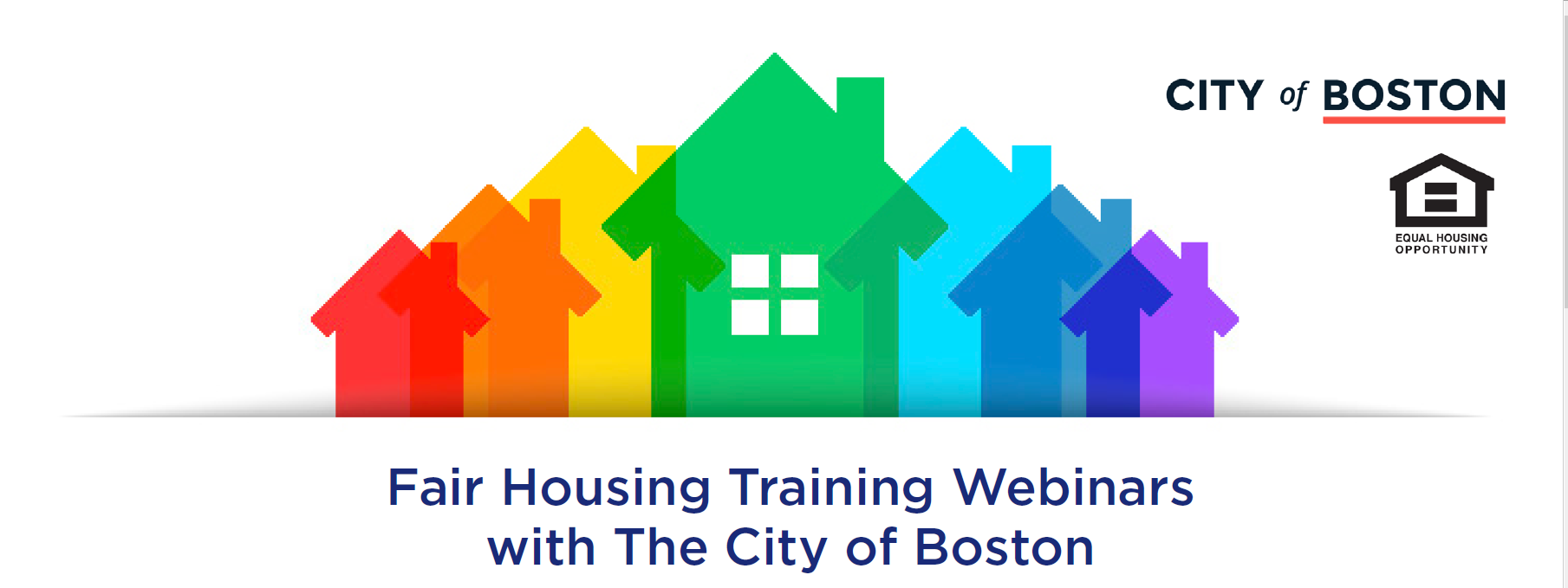 CE Webinar - Fair Housing Training- City Of Boston