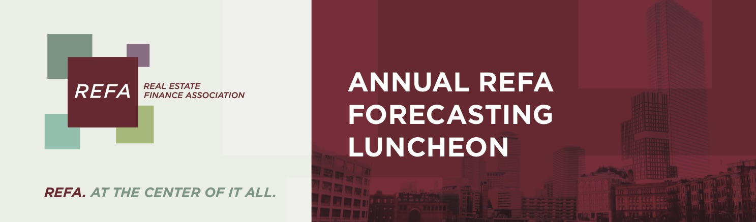 REFA Annual Forecasting Luncheon