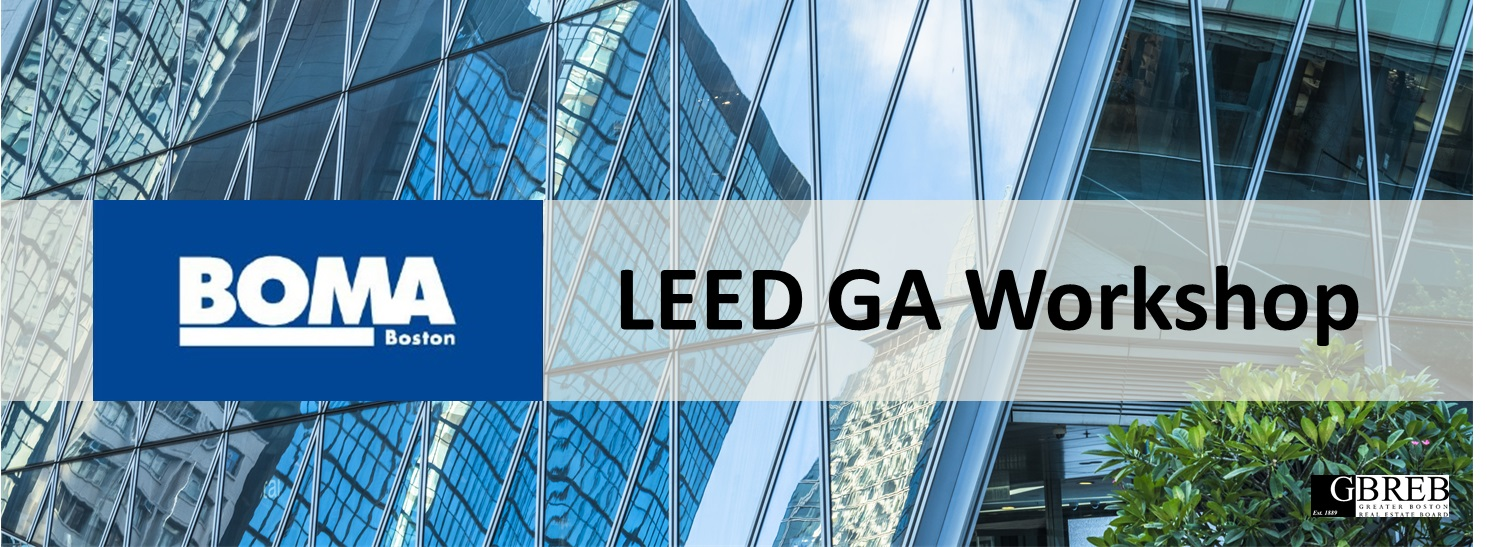 LEED GA Workshop