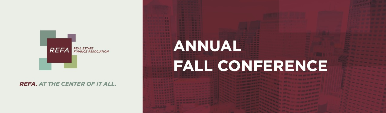 REFA Fall Conference