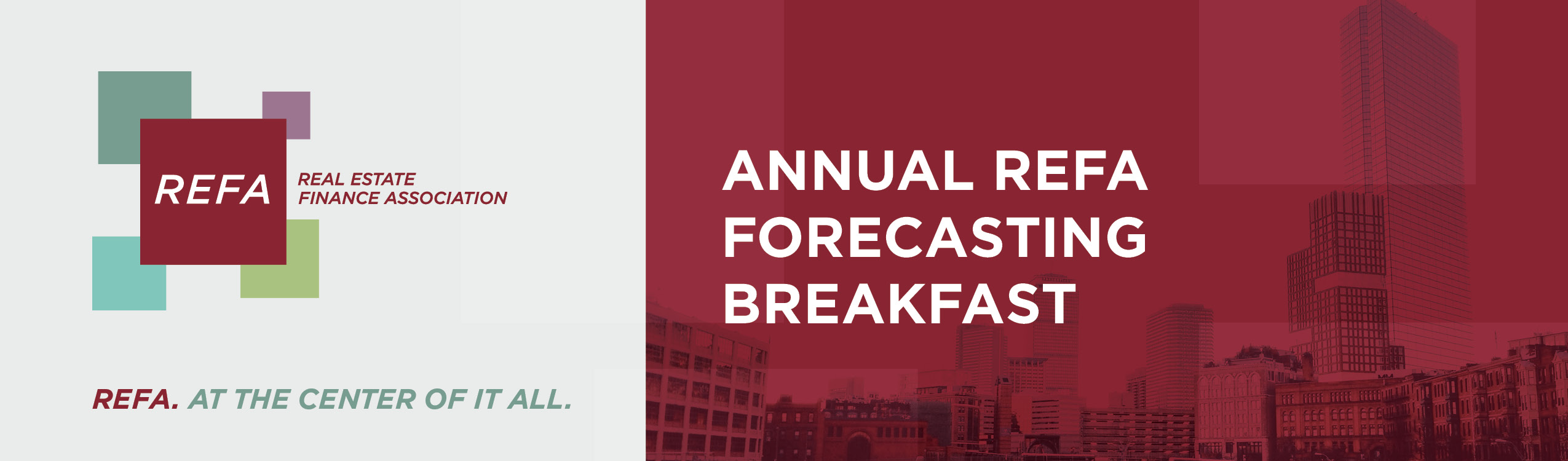 Annual Forecasting Breakfast