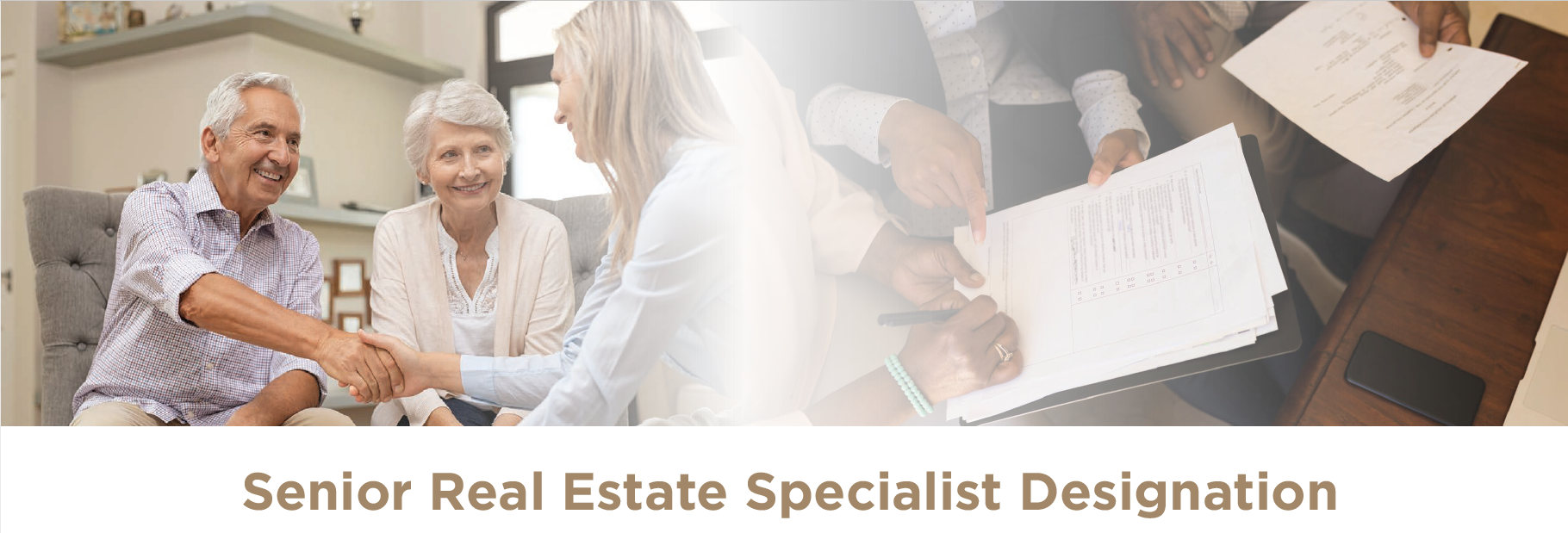 SRES Designation (Seniors Real Estate Specialist)