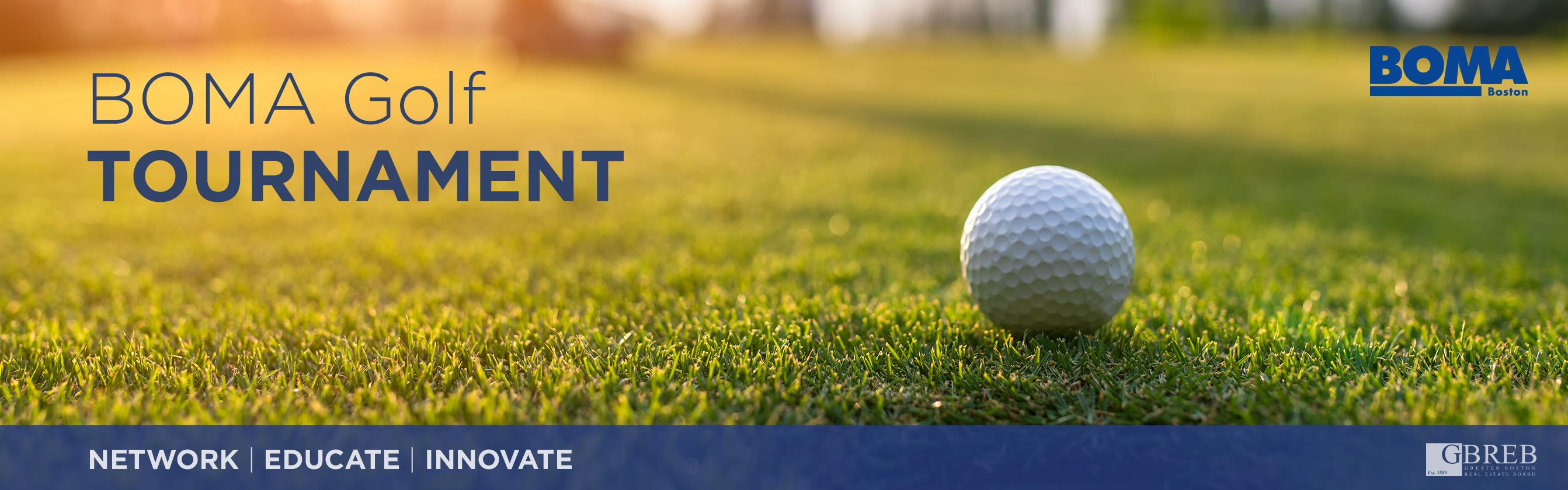 Event Display Boma Golf Tournament